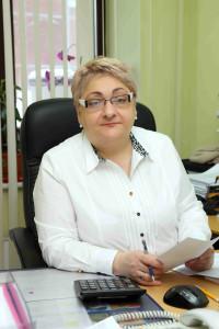 Главный бухгалтер - Арутюнянц Каринэ Арамовна